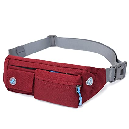 97f443f65a3 Amazon.com: Bananas Outdoor Waist Bag Multi-Functional Waist Pack ...