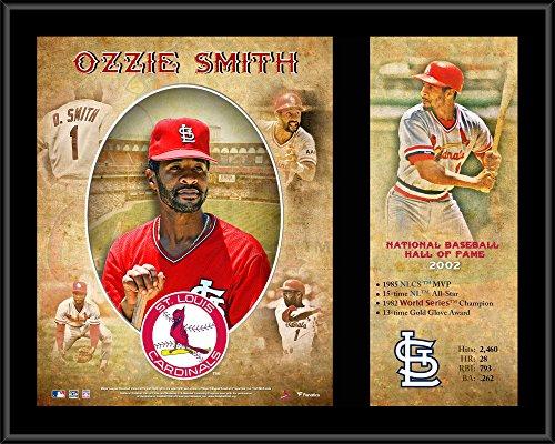 Ozzie Smith St. Louis Cardinals 12