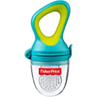 Fisher-Price Ultra care Food Nibbler with Extra Mesh, Blue