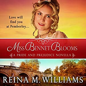 Miss Bennet Blooms Audiobook
