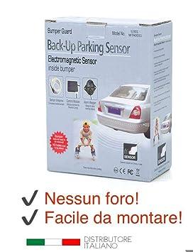Sensor de aparcamiento invisible, tira electromagnética antena de coche U-301