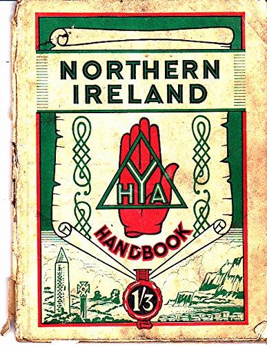 Map Of Youth Hostels In Ireland.Handbook Of Youth Hostels In Northern Ireland Amazon Co Uk Yha Books