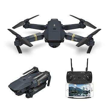 NANE Drone con cámara HD 480P Drone con cámara Profesional para ...