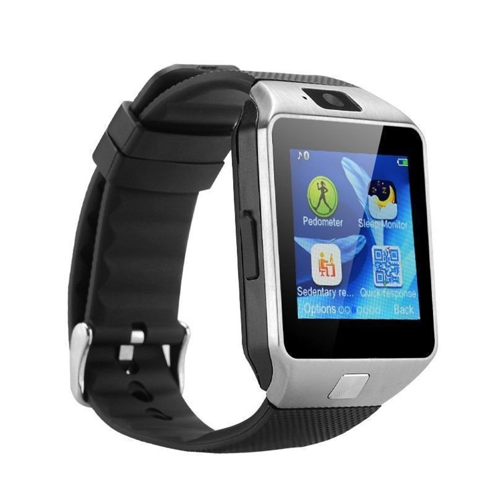 NICERIO Bluetooth reloj inteligente DZ09 Smartwatch GSM ...