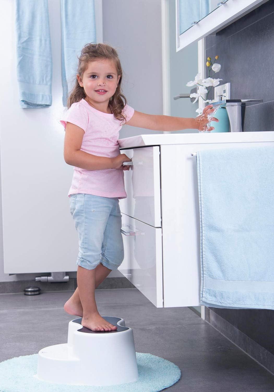 TOP Rotho Babydesign TOP Escal/ón infantil 200050265 Royal Blue Pearl Azul oscuro Con superficie antideslizante