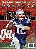 2017 Sports Illustrated SI Fantasy Football Guide Tom Brady