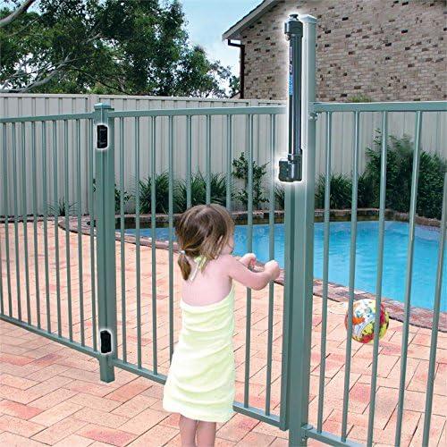 /Mltps2rb D /& D verrouillable Top enfant Barri/ère de s/écurit/é et loquet piscine Gate S/érie 2/