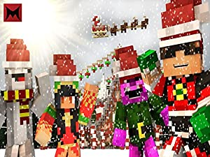 Christmas Special Minecraft Hide and Seek