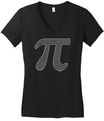 Amazon Thiswear Math Teacher Gifts Pi Filled Pi Symbol Juniors
