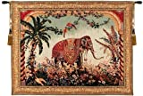 Royal Elephant French Wall Art Tapestry