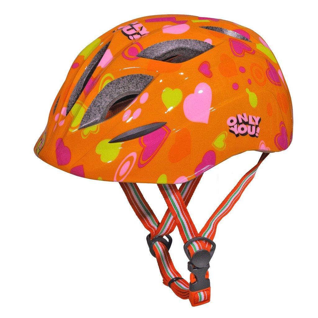 人気商品 【SymbolLife B01GH7BVMK Unisize】子供用ヘルメット 大事な頭を守れ カラフル軽量多用途(自転車/バイク/スキー/キックボード) Orange B01GH7BVMK Orange Unisize, 質かわむら:aea0bc20 --- a0267596.xsph.ru