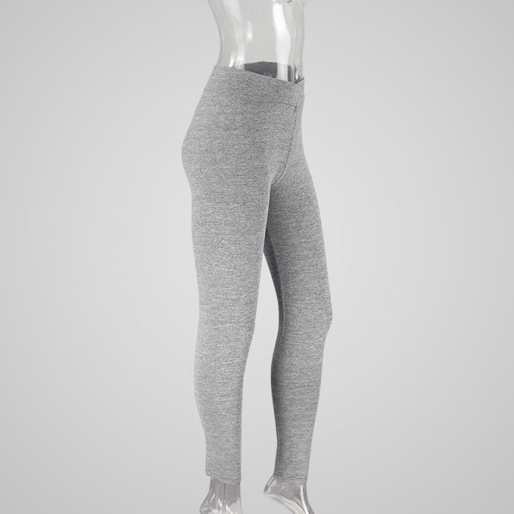 SHOBDW Frauen mit hoher Taille Yoga Fitness Leggings Laufgymnastik Stretch Sporthose Hose Damen Yoga Leggings