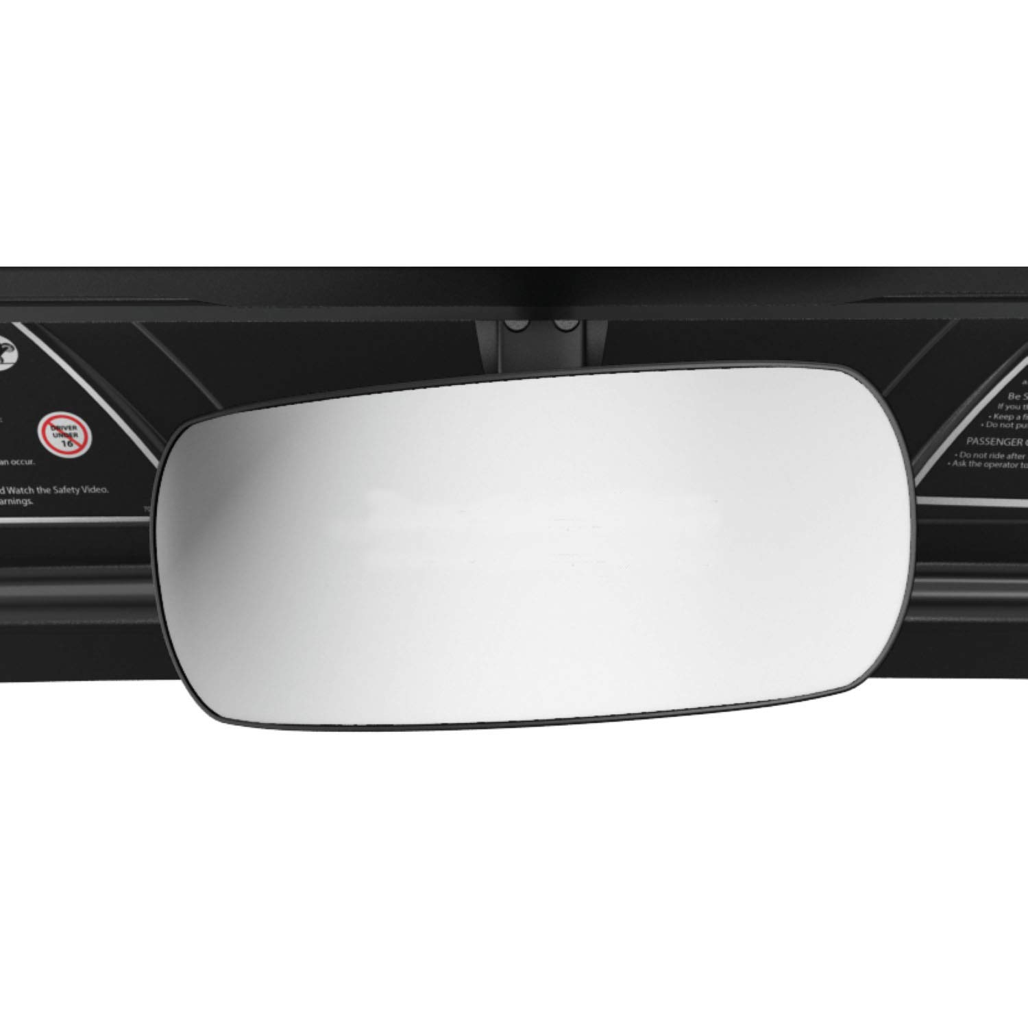Can-Am New OEM Defender Panoramic Center Mirror, 715002512