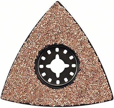 Bosch DIY carbure Plaque abrasive delta AVZ 78/RT Mortier et colle carrelage pour outil multifonction ois
