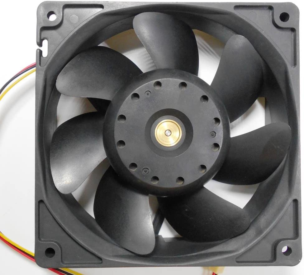 SANYO 9WF1224H1D03 120mm x 38mm 12CM 24V0.32A 3Wire Aixal Fanuc system delicated Cooling Fan