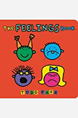 The Feelings Book Board book