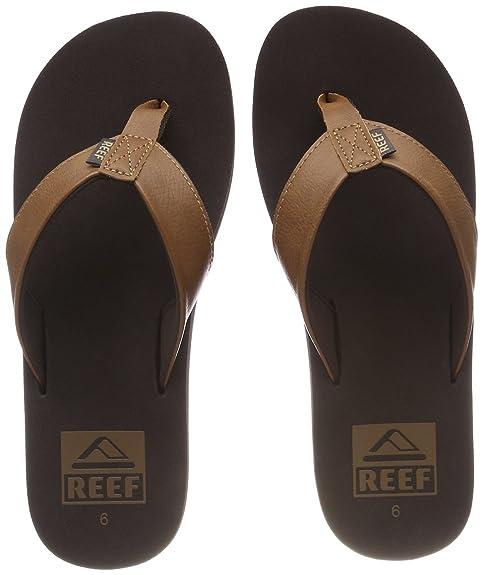 13d0fb1f7cba Reef Men s Tan  Amazon.ca  Shoes   Handbags