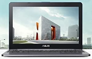 "2018 ASUS Laptop - 11.6"" 1366 x 768 HD Resolution - Intel Celeron N4000 - 2GB Memory - 32GB eMMC Flash Memory - Windows 10 - Star Gray (Renewed)"