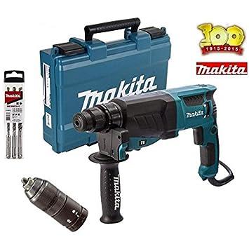 Makitatrade Makita Bohrhammer Elektro Hr 2630t Mit