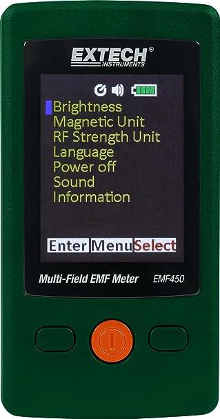 Extech Emf450 Emf Messgerät Gewerbe Industrie Wissenschaft