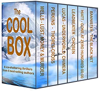 book cover of The Cool Box