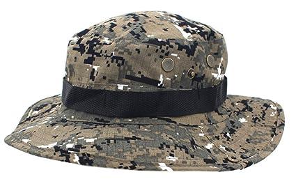 Amazon.com   ocharzy Adjustable Boonie Hat for Outdoor Activities ... 26518597e59