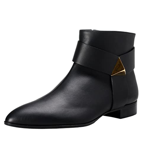 227c9c3d5a513 Amazon.com   Giuseppe Zanotti Homme Men s Leather Ankle Boots Shoes   Boots