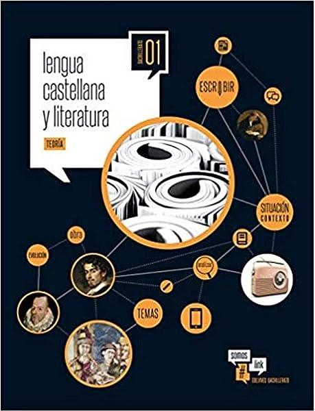 Lengua Castellan y Literatura 1º Bachillerato Somoslink - 9788426399601: Amazon.es: Berbel Rodriguez, Jose Juan, Castellon Alcala, Heraclia, Del Pino Medina, Inmaculada, etc: Libros