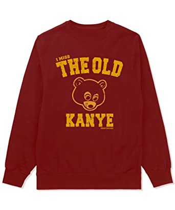 Amazon Com Inmywhitetee Kanye West I Miss The Old Kanye College