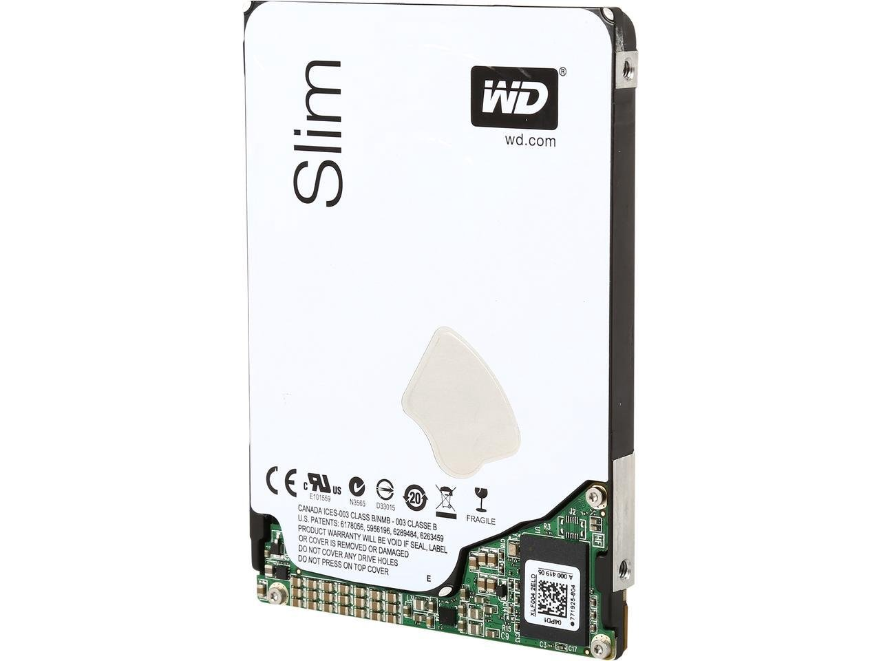 Western Digital WD10S21X 1TB SATA 6GB/S 5.4K RPM 16MB SSHD Solid State Hybrid hard drive