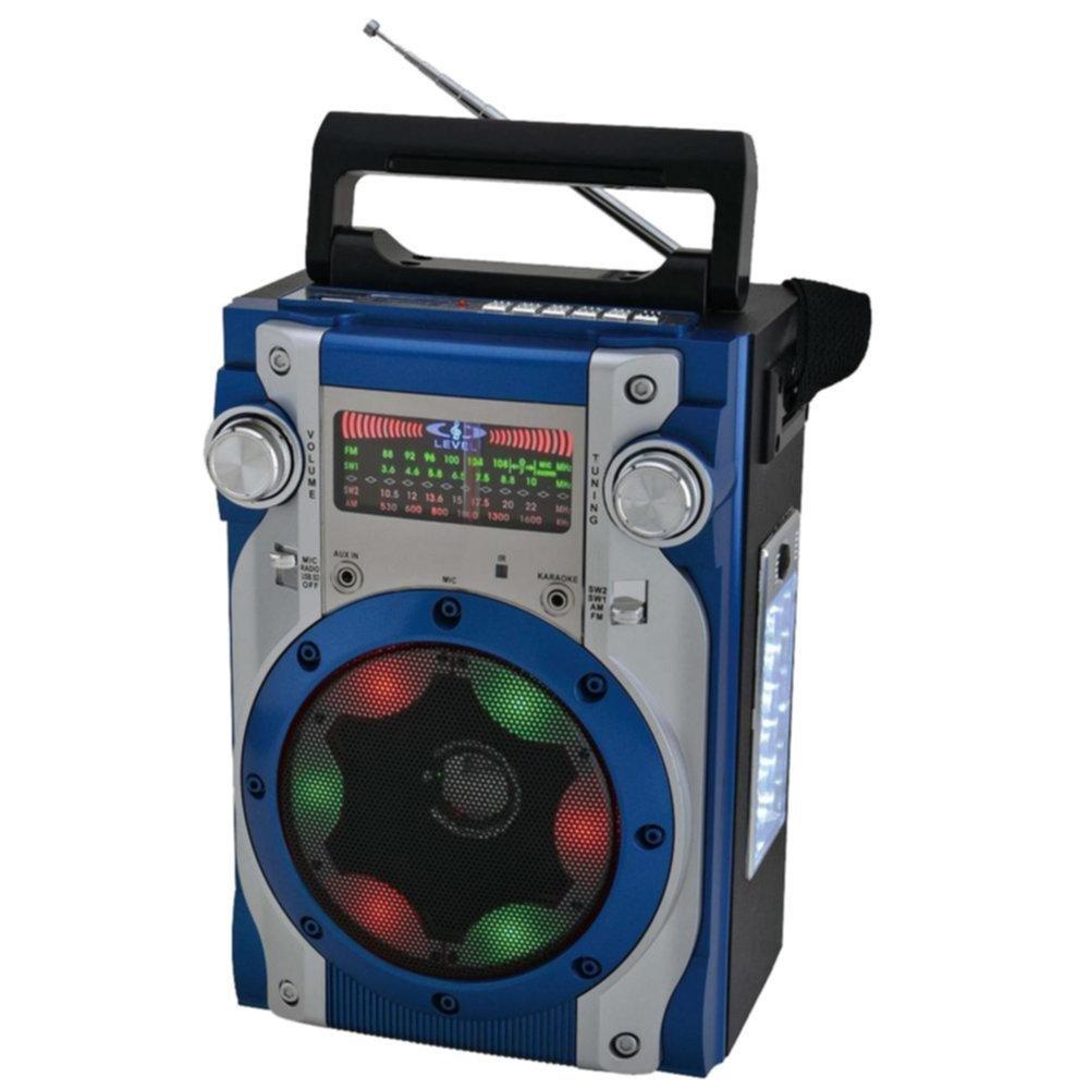 Quantum FX Karoke Multimedia Speaker AM/FM/SW1-2 consumer electronics Electronics