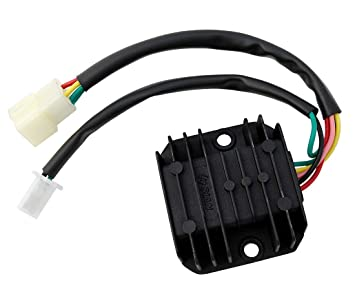 Go-kart 150cc Regulator/Rectifier 6.000.124-GTS on
