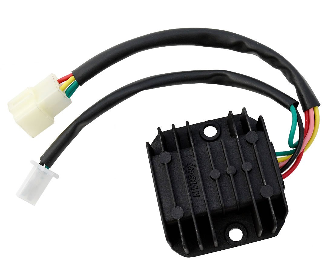 Go-kart 150cc Regulator/Rectifier 6.000.124-GTS