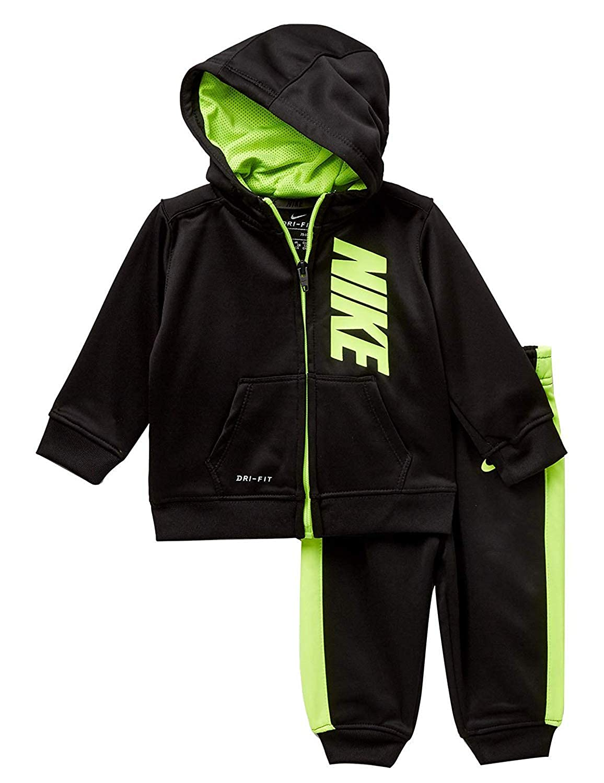 Nike - Sudadera con Capucha y Pantalones de chándal (2 Piezas), 12 ...