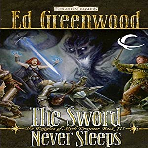 The Sword Never Sleeps Hörbuch