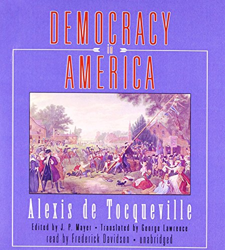 Democracy in America by Blackstone Audio (Image #3)