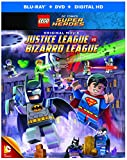 LEGO DC Comics Super Heroes: Justice League vs. Bizarro League [Blu-ray] (No Figurine) (Bilingual)