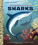 img - for My Little Golden Book About Sharks book / textbook / text book