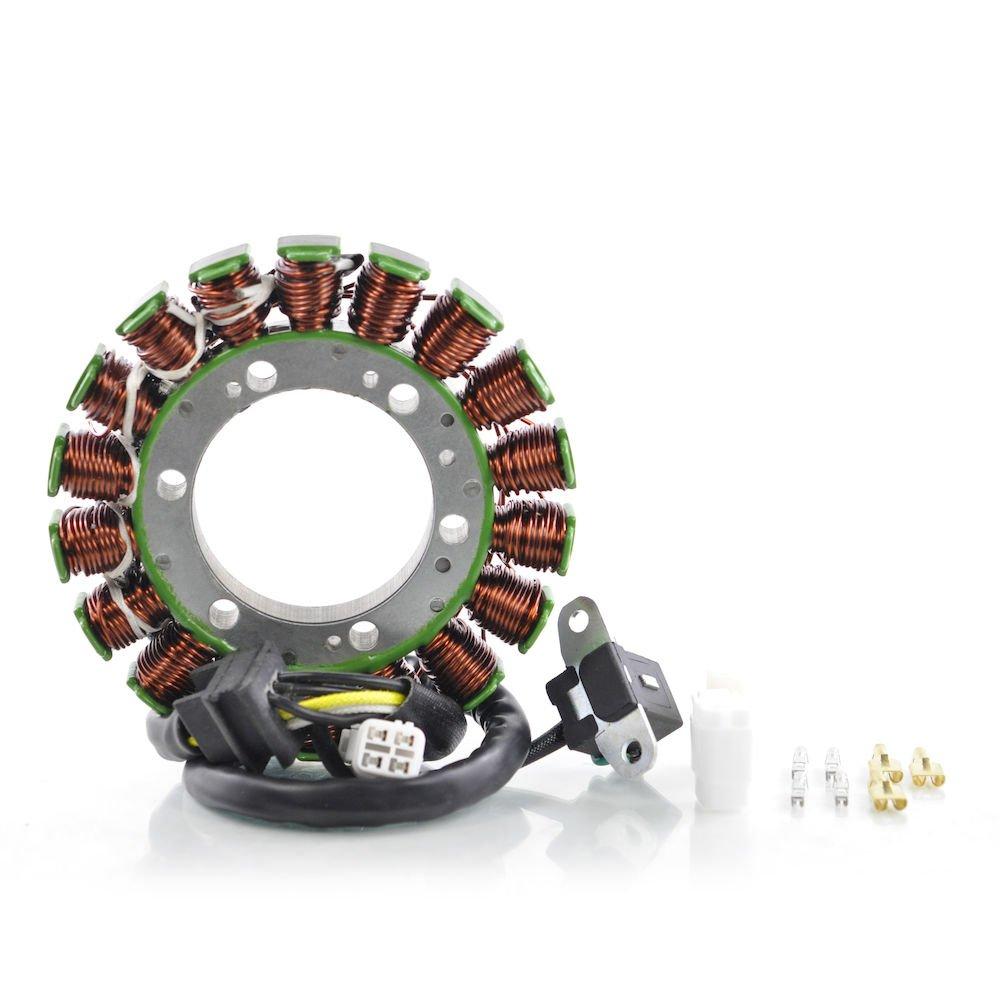 Flywheel Puller Kit Improved Flywheel Voltage Regulator For Arctic Cat 375 400 TBX//TRV 400 2002 2003 2004 2005 2006 2007 2008 Stator
