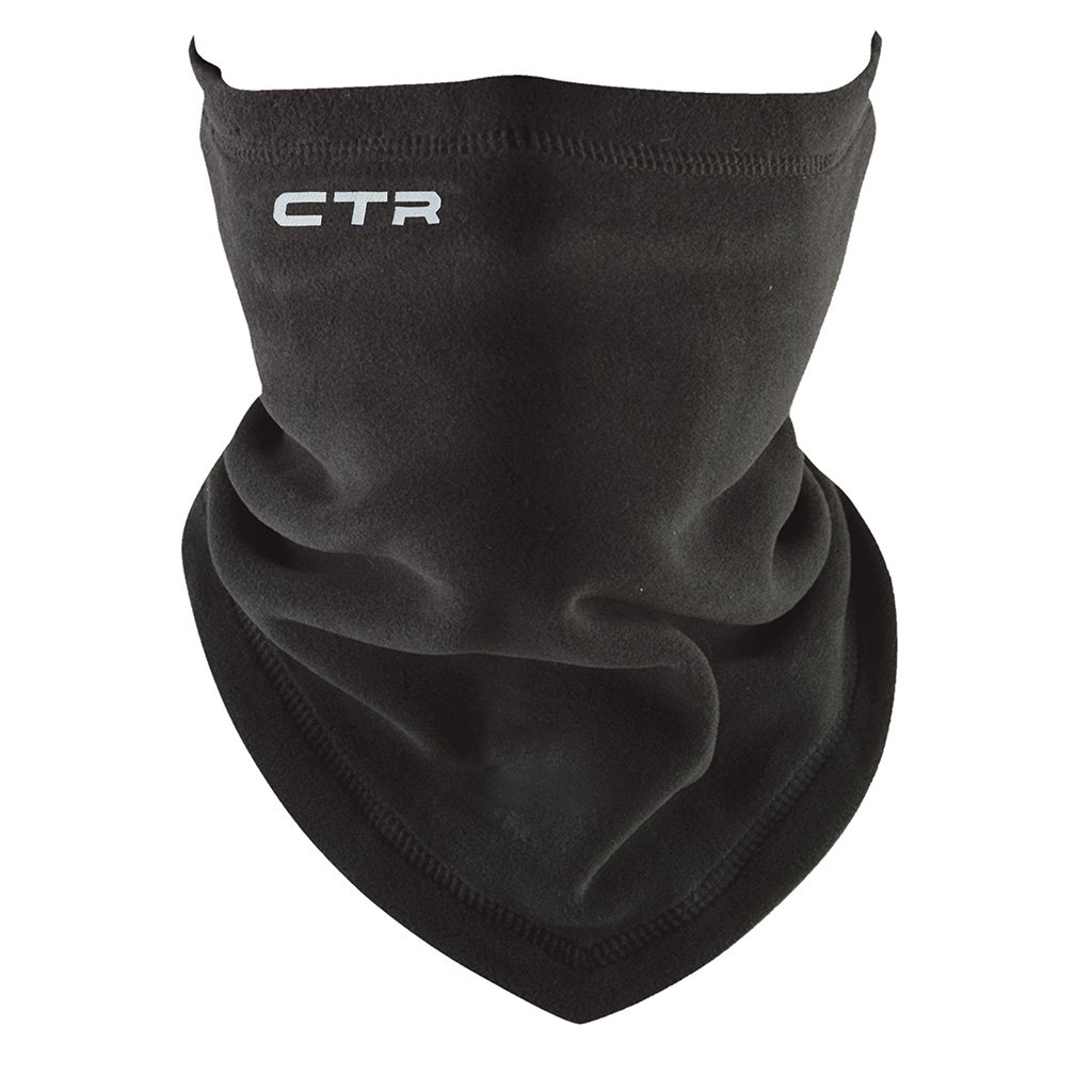 Chaos-CTR 10G3-1684 Chinook Micro Fleece Neck Gaiter/Tube, Black 9G3-1684-Black-O/S