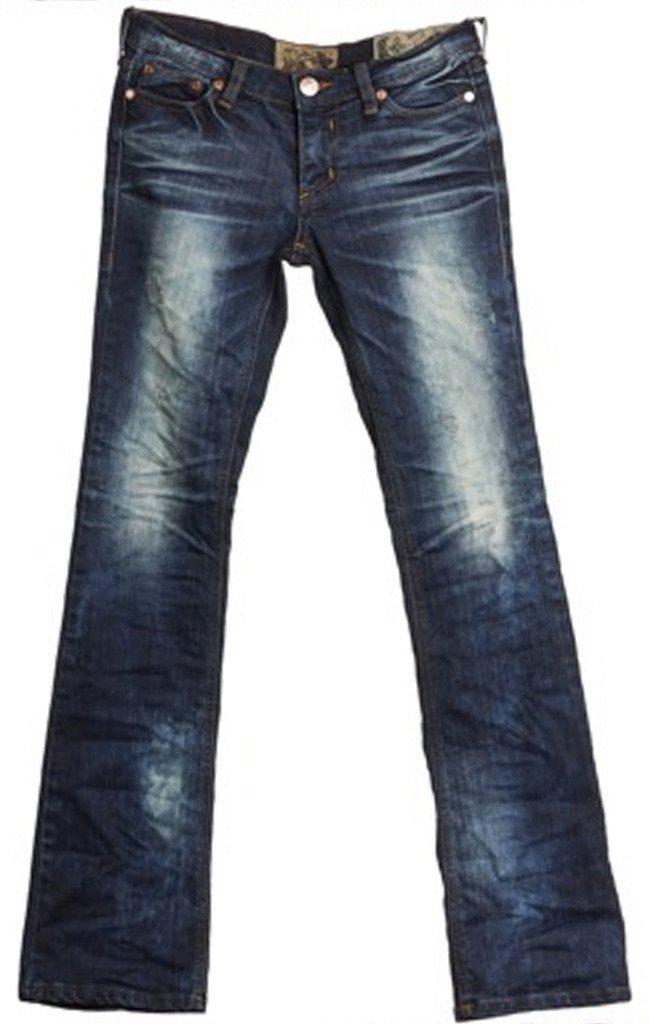 Affliction Women's Jade Bootcut Jeans in Ventura Wash Ventura Wash Jeans 27 X 34