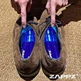 Zappz Shoe Deodorizer, Foot Powder & Deodorizer