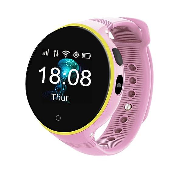Amazon.com: GZLMMY S668A GPS Smart Watch with WiFi Children ...
