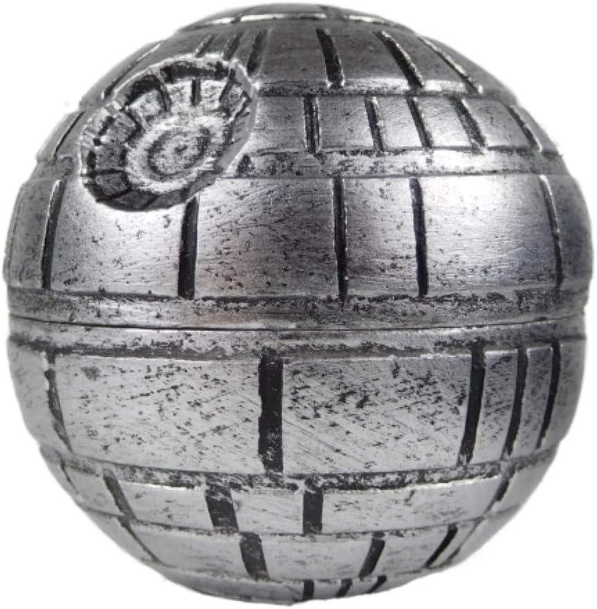 Formax420 Morte Nera di Guerre Stellari smerigliatrice rotonda Grinder 3 Pezzi Crusher
