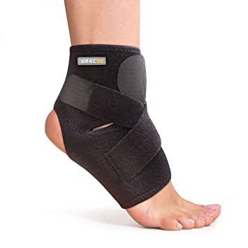 061fdd0e19 Bracoo Ankle Support, Compression Brace for Arthritis, Pain Relief,  Sprains, Sports Injuries