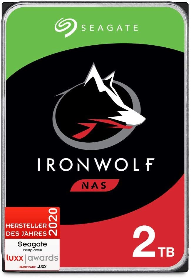 Seagate Ironwolf Internal Hard Drive Computers Accessories