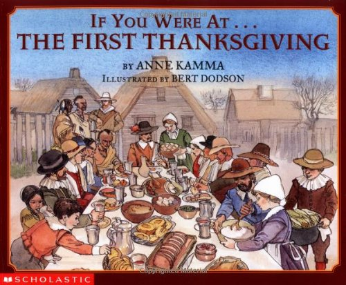 Books : If You Were At The First Thanksgiving