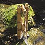 Container Water Garden Bamboo Fountain and Accessory Kit 77015