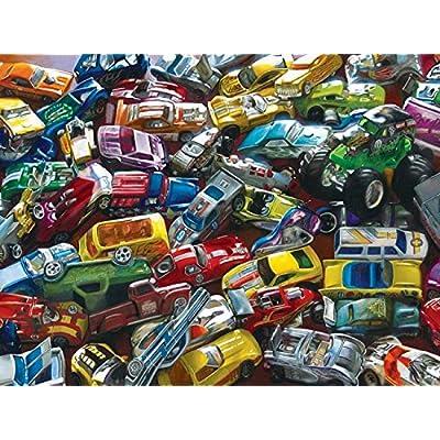 Cobblehill 57210 Mo 1000 Crash Puzzle Vari