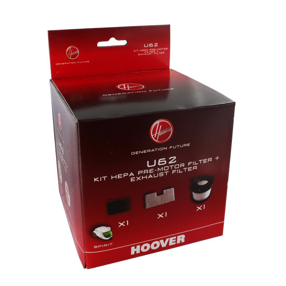 Hoover originale Candy TSP2000/Twister Series Filter kit